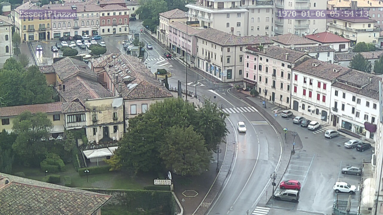 Esseci Webcam: Piazza
